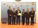 Our student Leung Ka Hei in the Police Mentorship Programme 2016/17 Job Attachment Programme Presentation Ceremony